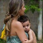 6 razões para dar MUITO colo ao seu bebê