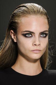 Paris Fashion Week 2012 / Cara Delevingne