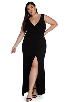 Plus Karla Formal Wrap Dress – Windsor Plus Prom Dresses, Bridesmaid Dresses Plus Size, Oscar Dresses, Wedding Bridesmaid Dresses, Dresses For Sale, Formal Dresses, Elegant Dresses, Curvy Girl Outfits, Plus Size Gowns