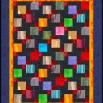 Magic 9-Patch and Next Generation Quilts PDF directions- Making the magic 9 patch for my boy.  Such a fun quilt!