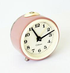 Tick tock around the retro clock