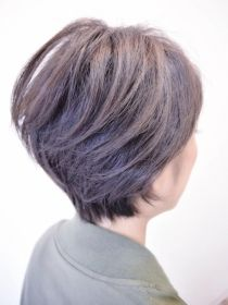 アトレーヘアメイク(atre hair make) 大人かっこいいショートスタイル