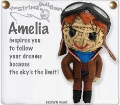 Purchase Kamibashi Amelia Earhart The Original String Doll Gang Clip from WhinyCat on OpenSky. Share and compare all Toys. Diy Voodoo Doll Keychain, Diy Voodoo Dolls, Diy Yarn Dolls, Elves And Fairies, Gothic Dolls, Creepy Dolls, Fabric Tags, Doll Crafts, Book Of Shadows