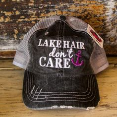 Beep Beep! Who's got the keys to the Jeep? These trucker hats are stylish, comfy, and very well made!