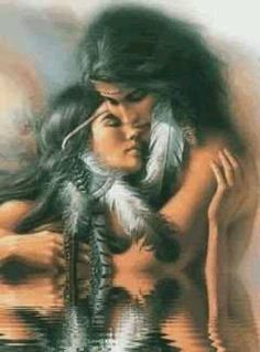 Native American women hate/love wolves of the heart tat idea Native American Cherokee, Native American Wisdom, Native American Beauty, American Spirit, American Indian Art, Native American History, American Indians, American Symbols, Native American Paintings