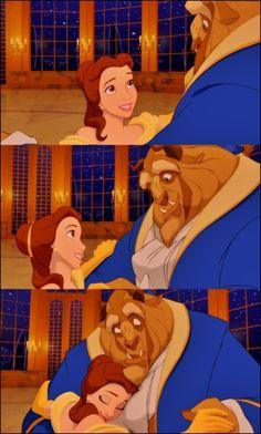 Beauty and the Beast! One of my favorite #DisneyMovies ❤