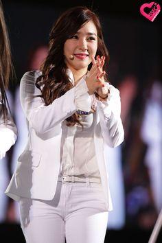 SNSD Tiffany HEC Korea Festival in Vietnam 2014