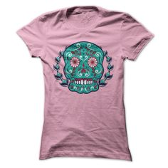 #Statestshirt... Awesome T-shirts  Worth :$19.ninety ninePurchase Now    Low cost Codes   View pictures & photographs of Blue and Teal Sugar Skull Laurel Leaf T-shirt t-shirts & hoodies:In the event you do not completely love our design, you'll be able to SEARCH y....