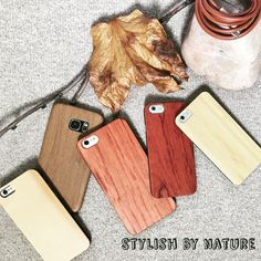 """Stylish by nature 🍂 check out our Webshop ☝️ and enter """"HOLZ"""" to get your #wooden cases  #styles #bloggerstyle #samsung #iphone #berlin #germany #cases #ootd #instagood #fashion #wood #holz #fashionista #obsessed #vacation #nature #wool #leather #backtonature @iprotect_shop"""