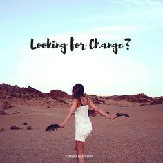 Looking for a Change_