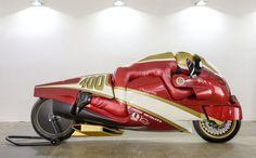 "RocketGarage Cafe Racer: ""Tribute to John Britten"""