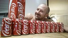 Someone drank 2 liters of Coca-Cola a day! See how it impacted his health! Coca Cola, Dog Thoughts, Weight Gain Diet, Weight Loss, Sugar Consumption, Coke Cans, Diet Coke, Useful Life Hacks, Easy Peasy