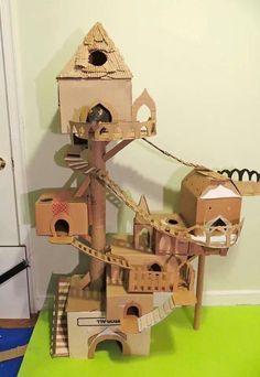 Image result for diy rat  house