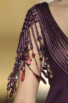Valentino Autumn/Winter 2005-2006 Couture Details