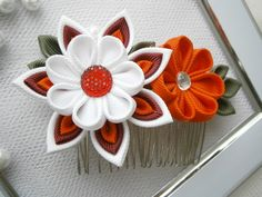 Hey, I found this really awesome Etsy listing at https://www.etsy.com/listing/198931252/handmade-kanzashi-women-ladies-hair-comb