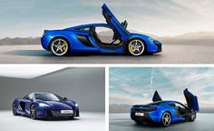 Instead of blue dark purple.  2015 McLaren 650S Photos and Info – News – Car and Driver