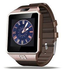 DGZ Smart Watch DZ09 Smartwatch for  Android smart phone Intelligent Clock Mp3 Mp4 Sleep Tracker Pedometer Watch – USD $ 60.74
