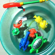 Baby Kids Magnetic Fishing Rod+8 Kinds Fish Model Educational Toy Festival Gift From plonlineventures.com At Your Aliexpress link