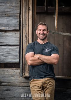 Mark Bowe is host and producer of DIY Network's Barnwood Builders. Bowe is the owner