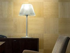 5d6d12499 Glass table lamp ROMEO MOON T by FLOS Lámparas De Mesa, Mesas, Philippe  Starck
