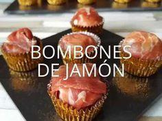 Bombones de jamón   Cocina