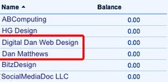 How to Merge Duplicate Clients in QuickBooks Online. Quickbooks Online, Accounting, Boss, Web Design, Names, Digital, Business, Design Web, Store