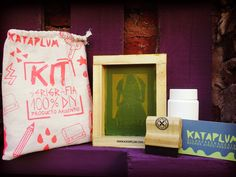 Kit Serigrafia a pedido Bs As Argentina