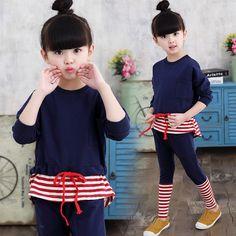 $33.99 (Buy here: https://alitems.com/g/1e8d114494ebda23ff8b16525dc3e8/?i=5&ulp=https%3A%2F%2Fwww.aliexpress.com%2Fitem%2F2016-Girls-Sets-Children-Clothing-Sportswear-Kids-Fashion-Girls-Sets-Suits-Children-Coat-Long-Sleeve-Tops%2F32713894421.html ) 2016 Girls Sets Children Clothing Sportswear Kids Fashion Girls Sets Suits Children Coat Long Sleeve Tops + Teenage Pants 2 Pcs for just $33.99
