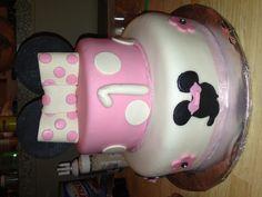 Minne Mouse Cake!!!