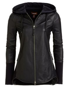 Love this jacket...I've been thinking about getting a leather jacket for ever...I think I just need to get one!