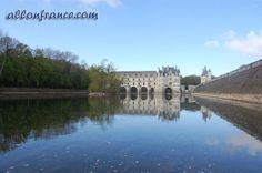 Chenonceau Castle-France http://allonfrance.com/top-10-castles-in-the-loire-valley/
