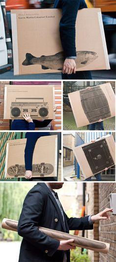 제품 패키지 아이디어 패키지에 제품 사진을 인쇄하는 아이디어~~ Love it, what's inside this #packaging ? : ) PD