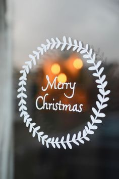 Merry Christmas Quotes 2019 : QUOTATION - Image : Quotes Of the day - Description Xmas quotes religious for best friends and family members. Mary Christmas, Merry Christmas Quotes, Christmas Windows, Christmas Window Decorations, Little Christmas, Merry Xmas, All Things Christmas, Christmas Holidays, Christmas Crafts
