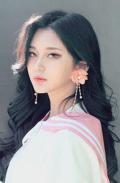 Korean Girl Cute, Korean Girl Ulzzang, Pretty Korean Girls, Cute Asian Girls, Beautiful Asian Girls, Cute Girls, Tumbrl Girls, Uzzlang Girl, Asia Girl