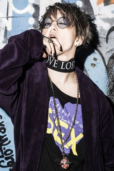 "Takeru - SuG new look for ""Virgin"" Human Poses Reference, Pose Reference Photo, Visual Kei, Beautiful Boys, Pretty Boys, Goth Look, People Poses, Harajuku, Japanese Boy"