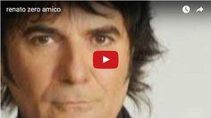 Renato Zero - Amico - video e testo della canzone