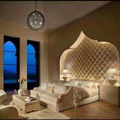 Arabisch slaapkamer