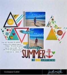 Always Summer *JustNick* - Scrapbook.com