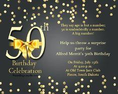 Birthday Invitation Card Canva Party