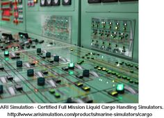 ARI Simulation - A world class simulator provider offers custom full mission liquid & gas carrier cargo control simulators for oil tanker, chemical tankers & gas carriers, along with control consoles, instructor station, mimic pipeline panels and more.