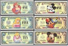 great idea have your kids earn disney dollars to use on your trip to disneyland or wdw