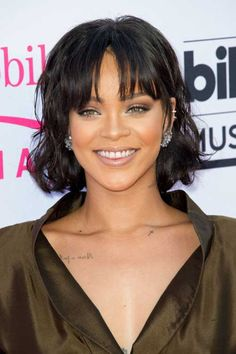 Rihanna Hairstyles Glamorous 10 Short Hairstyles For Women Over 50  Rihanna Makeup And Hair Style