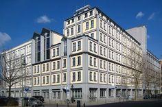 Wallstraße, Hermann-Schlimme-Haus - Taut & Hoffmann