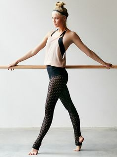 Lace Stirrup Tight from Free People!
