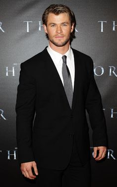 Chris Hemsworth - Thor.... and boy is he SEXY!