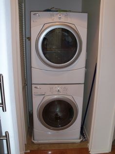 Whirlpool Stackable Rv Washer And Dryer Kit Stack Your