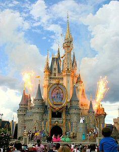 Disney World :-)