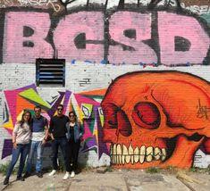 Amsterdam street art murals walking tour (2 hrs) – Altournatives Alternative Art, Mural Painting, Sky High, Family Love, Walking Tour, Murals, Amsterdam, The Neighbourhood, Street Art