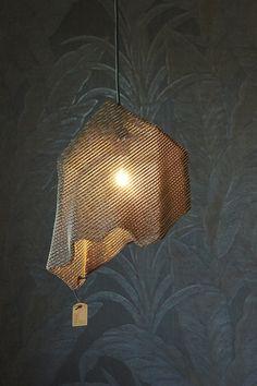 Floating Box Corrugated Cardboard by LetoLab on Etsy