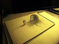Top 25 Incredibly Realistic 3D Drawings